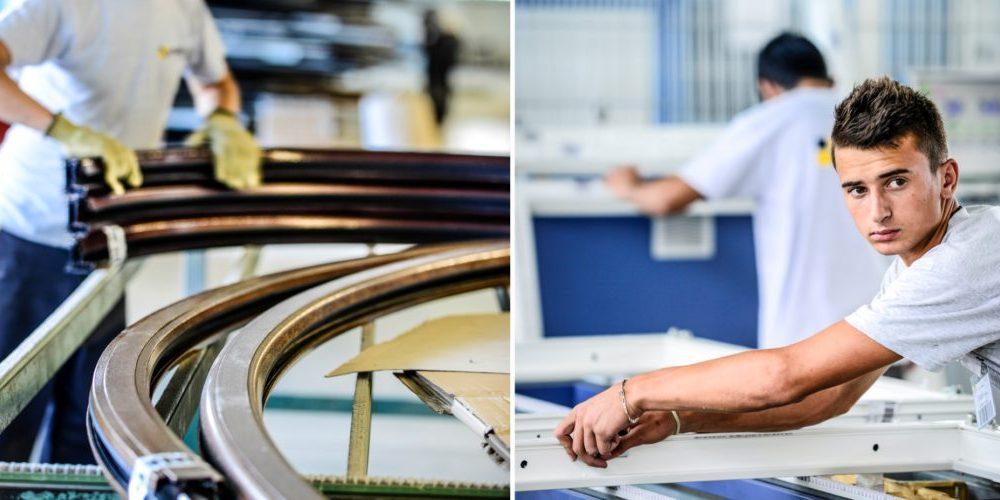 Despre centrul de producție Barrier. Află informații despre fabrica noastră. Descoperă detalii despre producerea ușilor și ferestrelor din PVC și aluminiu.