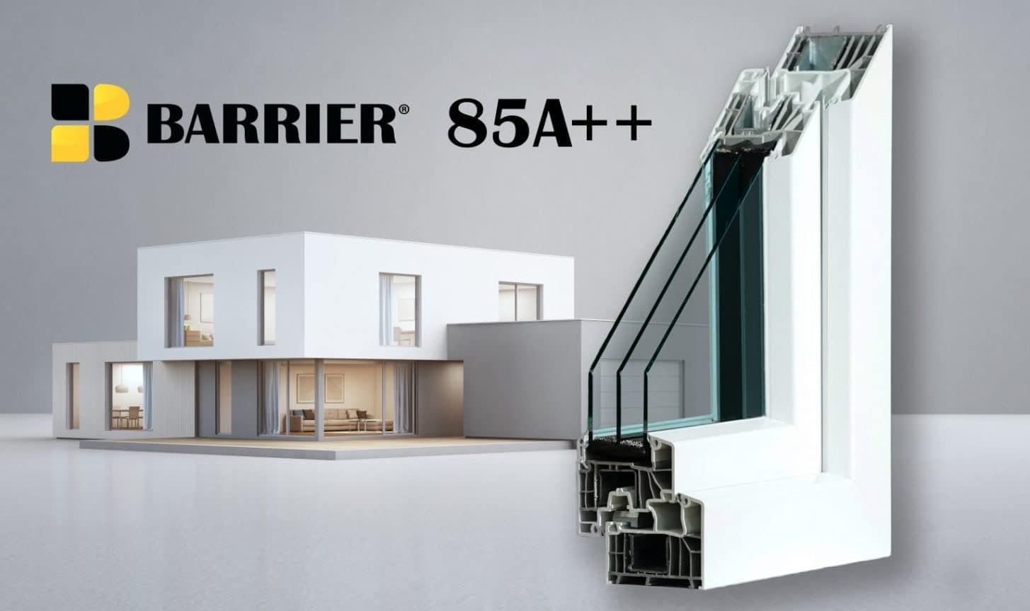 Barrier 85A++